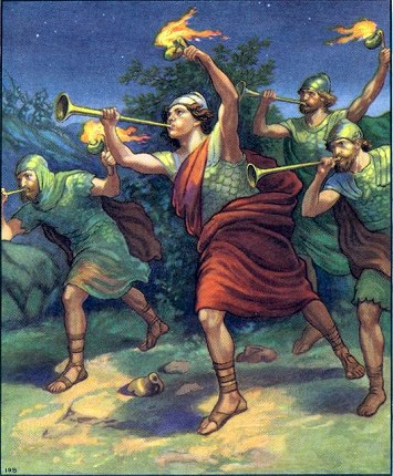 Gideon Bible Story - Download free Bible stories and Christian