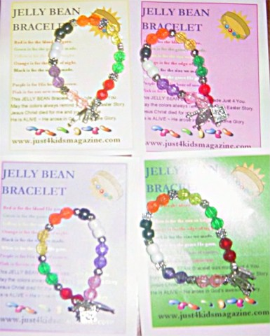 picture regarding Jelly Bean Prayer Printable identify Jewellery